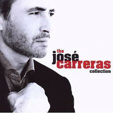 THE JOSE CARRERAS COLLECTION 2 CD * WITH DOMINGO,HENDRICKS,LIND AND FRITTOLI *