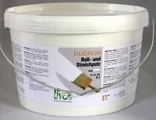 Livos Dubron Rollputz Streichputz Nr. 465  - 5 Liter  Innenputz