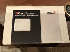 Card Access Wcs10-R Wireless Relay / ZigBee Extender
