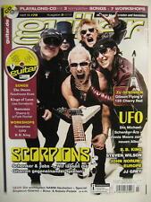 GUITAR MAGAZINE 2015/3 NR. 178 - SCORPIONS UFO STEVEN WILSON JOHN NORUM INCL. CD