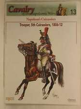 Cavalry of the Napoleonic Wars 13 Napoleons Cuirassiers Trooper 5th Cuirassiers