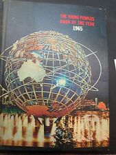 Rare 1965 New York Worlds Fair Young Peoples Book of the Year #WF63 jbv