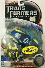 Transformers DOTM Dark Of The Moon Movie Exclusive Sidearm Sideswipe MOSC HFTD