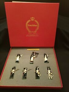 """1 """"TRADITION"""" 54 mm metal """"FRENCH IMPERIAL GUARD GRENADIERS 1804-1805""""  set!"""