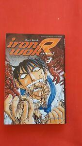 Iron Wok Jan R, T.3 - Shinji Saijyo - Soleil