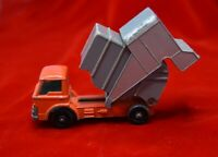 Vintage Matchbox Series Number 7 Refuse Truck Made In England By Lesney WORN
