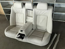 BMW 7er F01 F02 Rücksitzbank Leder Nappa (NACX,NADH OYST) 9172851