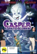 Casper a Spirited Beginning DVD 2011 R4 Steve Guttenberg Lori Loughlin (e)
