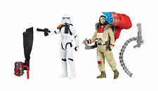 Hasbro Star Wars: Rogue One Baze Malbus vs. Imperial Stormtrooper 3.75