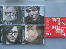 Wienmusik 2010-2014/Garish Minisex Molden Bilderbuch Denk 5/8er Der Nino ov 5/CD