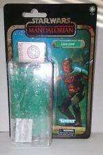 Star Wars The Mandalorian Black Series Cara Dune Gina Carano Box + Credit Only