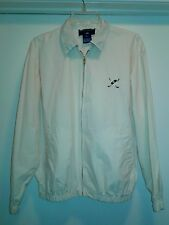Men Ralph Lauren Polo Jacket Ivory Size M