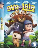 New: AVA & LALA - (Children/Family/Mira Sorvino/George Takei) DVD