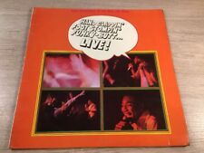 LP ‎Geno Washington The Ram Jam Band Hand Clappin Foot Stompin Funky Butt Live