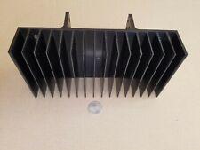 Large Heatsink Radiator 235x121x5588mm For Power Transistor Aluminum Used