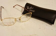vintage never worn bausch and lomb ray ban prescription eyeware frames