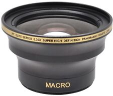 52MM PANORAMIC ULTRA FISHEYE LENS FOR NIKON DSLR D3000 D3100 D5000 D5100 D40 D90