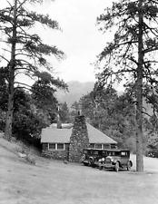 "1927 Bruin Inn, N. Cheyenne Canyon, Co Vintage Old Photo 8.5"" x 11"" Reprint"
