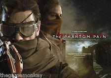 Metal Gear Solid V The Phantom Pain MGS v [PC] tecla de vapor