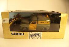 Corgi 96750 Morris Minor convertible POLICE neuf en boite