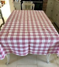 Vintage Habitat Table Cloth