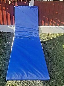KosiPad Luxury  Waterproof Replacement Sun Lounger Cushion Mat Pad 6 Colours