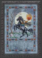GLENDON PLACE Cross Stitch Pattern Chart SLEEPY HOLLOW