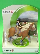 Schleich Farm Life 42113 Freizeitreiterin Blitzversand per DHL-Paket