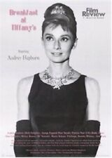 Audrey Hepburn ~ Breakfast At Tiffany's ~ 24x36 Film Review Poster