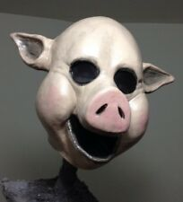 Creepy Pig mask Horror Scary Halloween Mask Clown Vampire Jason Freddy