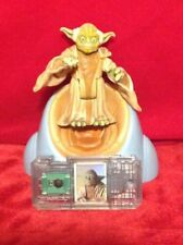 1999 Vintage Kenner Star Wars YODA with Jedi Council Chair Episode 1, 3""