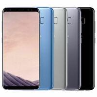 Samsung Galaxy S8 SM-G950U- 64GB - GSM Unlocked Smartphone 9/10