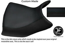 BLACK AUTOMOTIVE VINYL CUSTOM FITS BMW R 1100 RS FRONT PILLION SEAT COVER ONLY
