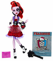 Monster High Operetta FOTO TAG Picture Day OVP BBJ73