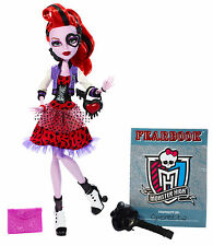 MONSTER high operetta Picture Day BAMBOLA DA COLLEZIONE RARO bbj73