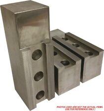 "TTC 6/""L x 1/""W x 2-1//2/"" H Aluminum Soft Jaws for 6/"" Vises"