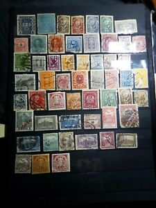 Stamp Collection Austria-Hungary Monarchy and Austrian post offices abroad