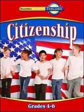 TimeLinks: Fourth Grade, Citizenship book (4-6)