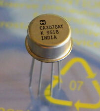 CA3078AT 2MHz, Micropower Operational Amplifier, Harris