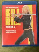 Kill Bill Vol. 2 (Blu-ray Disc, 2008) - Quentin Tarantino, Uma Thurman