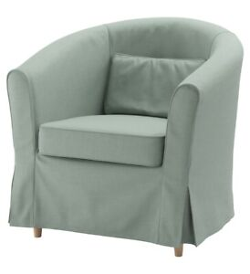 IKEA REPLACEMENT COVER FOR TULLSTA ARMCHAIR  Nordvalla LIGHT GREEN 904.103.33
