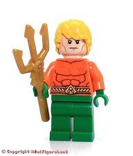 LEGO Super Heroes: Batman II MiniFigure - Aquaman (Set 76000, 76027)