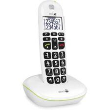 Doro PhoneEasy 110 weiß Seniorentelefon Festnetztelefon Schnurlostelefon Mobil