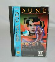 Dune Sega CD Complete w/ Registration MUST LOOK!