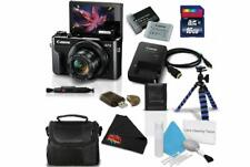 Canon PowerShot G7 X Mark II Digital Camera Bundle
