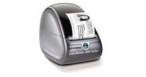 DYMO LabelWriter 400 Turbo Thermal Shipping Address Barcode Labe Printer (93491)