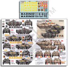 ECHELON FD D356239, 1/35 Decals for BMP-3s Around the World (Part 1)