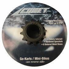 "#35 Chain 3/4"" Bore 12T Tooth Clutch Mini Bike Go Kart Genuine Comet Usa Made"