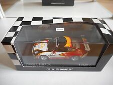 Minichamps Porsche 911 GT3 Cup Porsche Supercup '06 - White/Red - 1:43 in Box