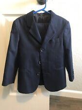 Van Heusen Boys Blue Suit